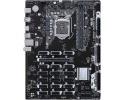 Placa Base de Ordenador de Escritorio Asus B250 MINING EXPERT - Intel Conjunto de Circuitos Integrados - Socket H4 LGA-1151 - AT