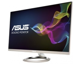 "ASUS Designo MX27UC LED display 68,6 cm (27"") 4K Ultra HD Plana Negro, Oro"