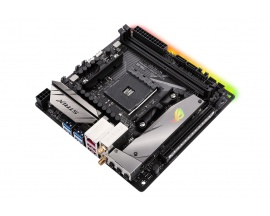 STRIX B350-I GAMING AM4 B350 MITX SND+WIFI+U3.1+M2+U2 DDR4 IN