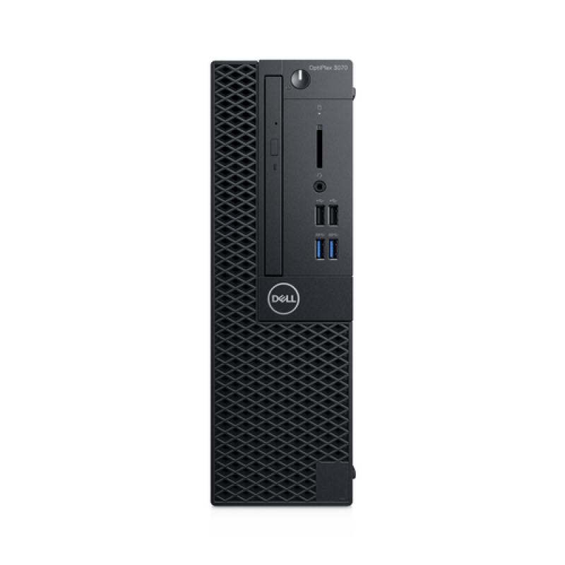 DELL OptiPlex 3070 9th gen Intel® Core™ i5 i5-9500 8 GB DDR4-SDRAM 256 GB SSD Negro SFF PC - Imagen 1