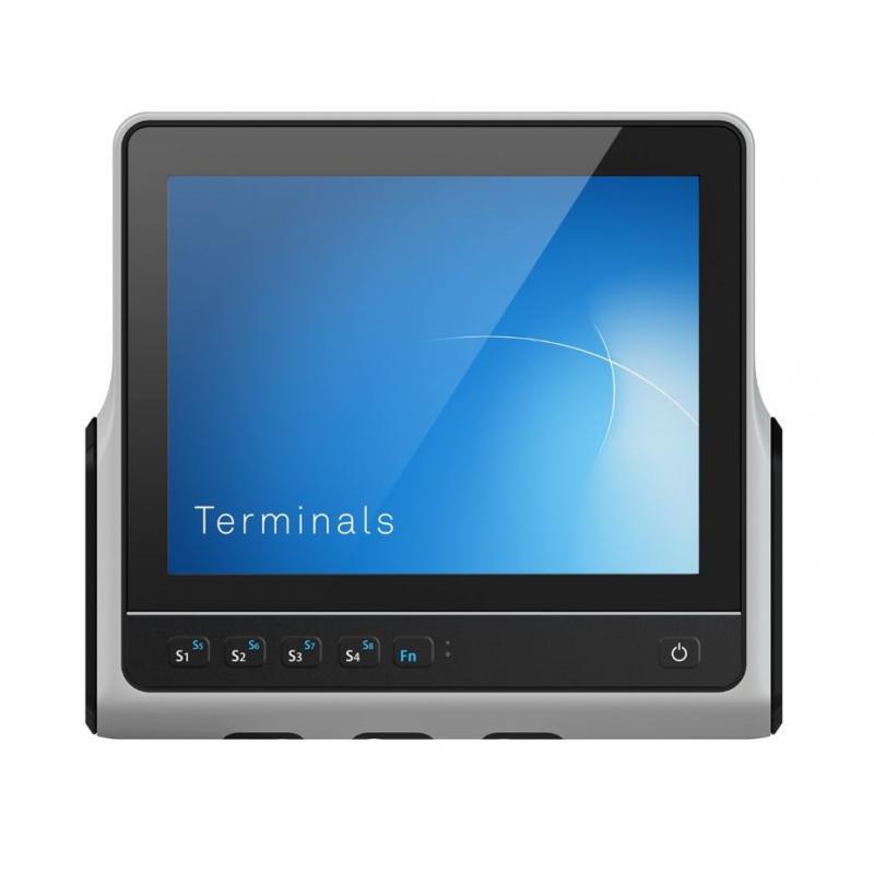 DVG-VMT9012 009-BZ ordenador instalado en vehículo - Imagen 1