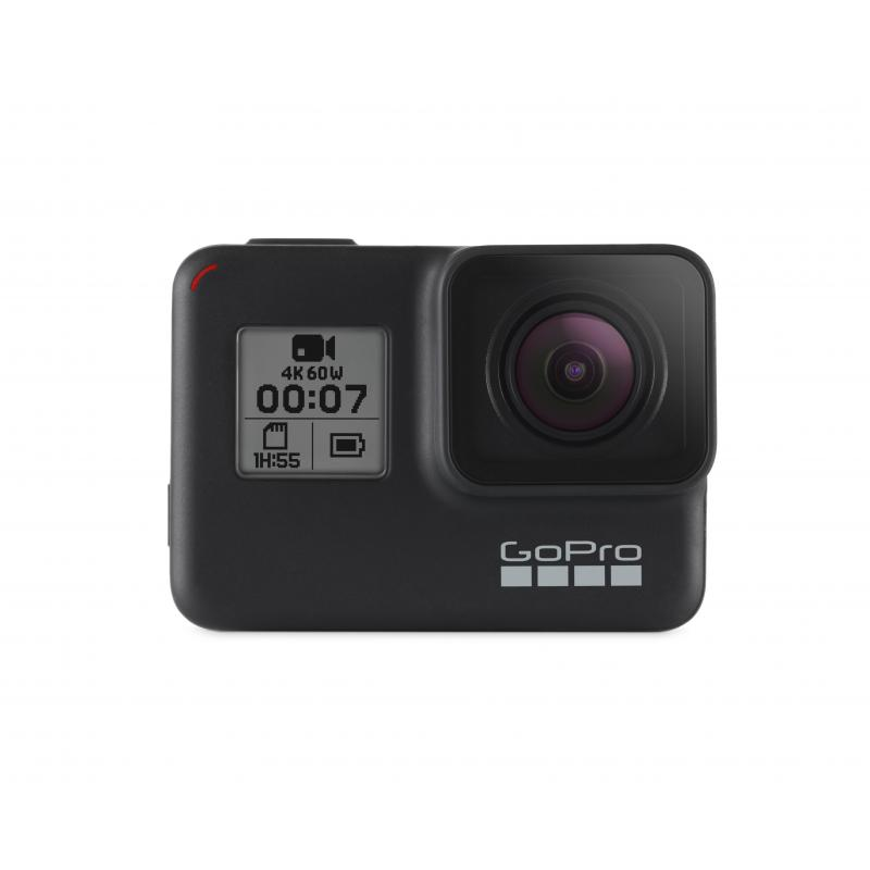 HERO7 Black cámara para deporte de acción 4K Ultra HD 12 MP Wifi - Imagen 1