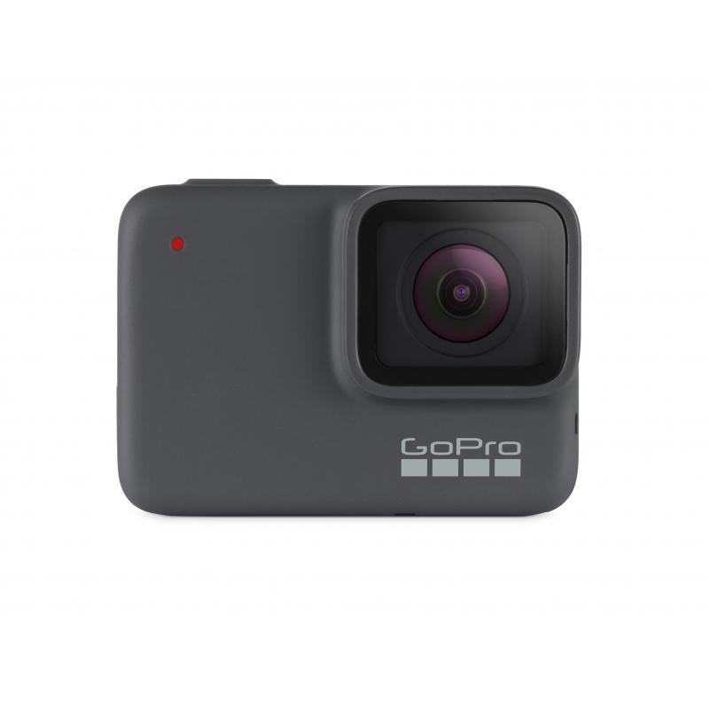 HERO7 Silver cámara para deporte de acción 4K Ultra HD 10 MP Wifi - Imagen 1