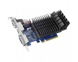 Tarjeta Gráfica Asus GT730-SL-2G-BRK-V2 - GeForce GT 730 - 902 MHz Principal - 2 GB DDR3 SDRAMPerfil bajo - 64 bit Ancho de bus