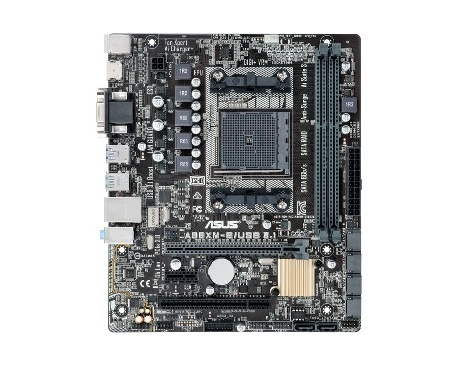 Placa Base de Ordenador de Escritorio Asus A88XM-E/USB 3.1 - AMD Conjunto de Circuitos Integrados - Socket FM2+ - Micro ATX - 1