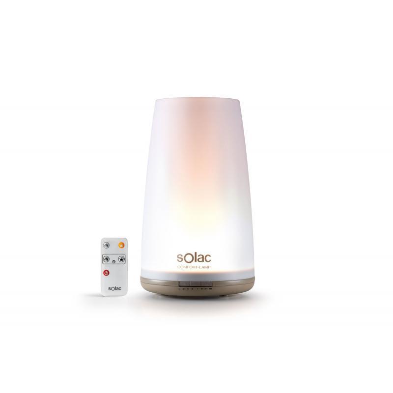 Comfort Lamp humidificador Blanco - Imagen 1