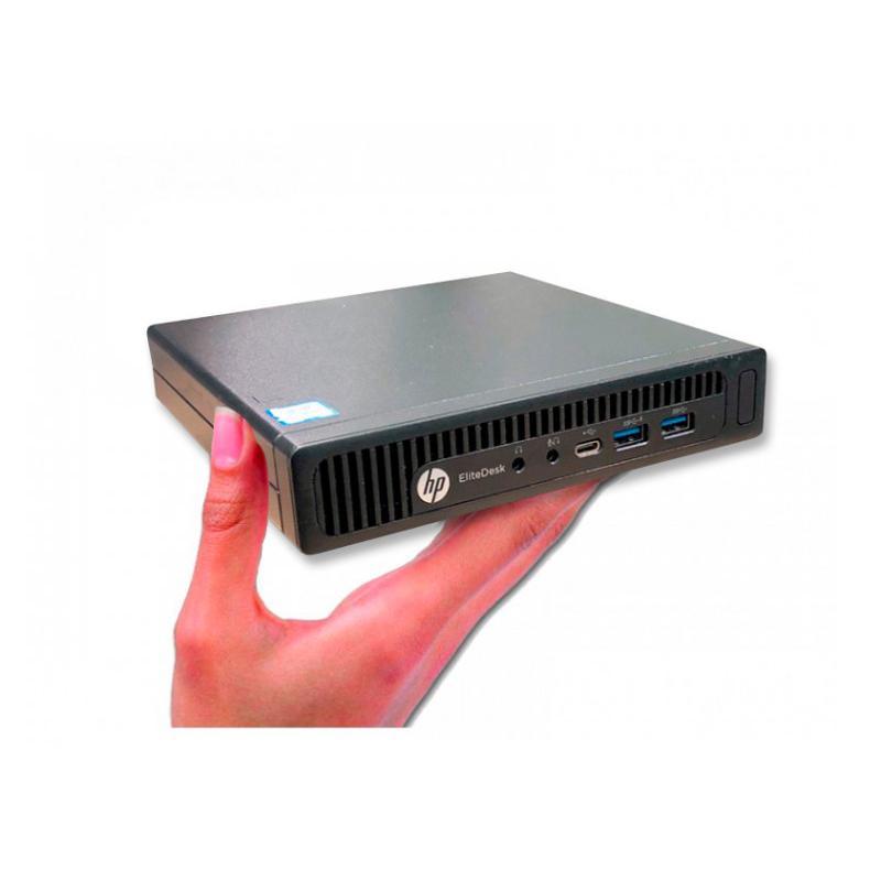 HP EliteDesk 800 G2 USDTIntel Core i5 6500T 2.5 GHz. · 8 Gb. SO-DDR4 RAM · 500 Gb. SATA · COA Windows 7 Pro actualizado a Wi