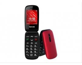 TELEFUNKEN TM 360 COSI RED· - Imagen 1