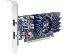 Tarjeta Gráfica Asus GT1030-2G-BRK - GeForce GT 1030 - 1,27 GHz Principal - 1,51 GHz Boost Clock - 2 GB GDDR5Perfil bajo - Simpl