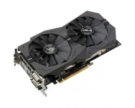 RADEON ROG-STRIX-RX570-O4G-GA 4GB GDDR5 1300MHZ DVI HDMI DP2 IN