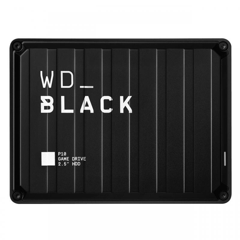 P10 Game Drive disco duro externo 4000 GB Negro - Imagen 1