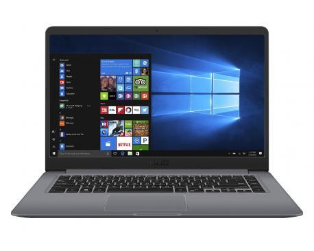"VivoBook 15 X510QA-BR010T Gris Portátil 39,6 cm (15.6"") 1366 x 768 Pixeles AMD A A12-9720P 8 GB 256 GB SSD - Imagen 1"