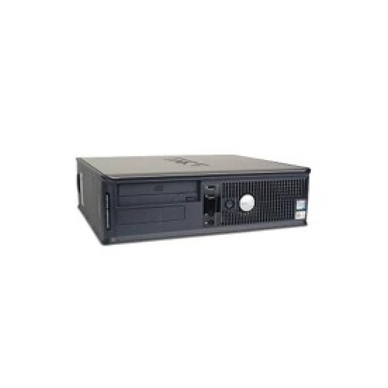 Dell Optiplex GX520Intel Celeron 2.66 GHz. · 2 Gb. DDR2 RAM · 80 Gb. SATA · COA Windows XP Professional. Sistema Instalado: