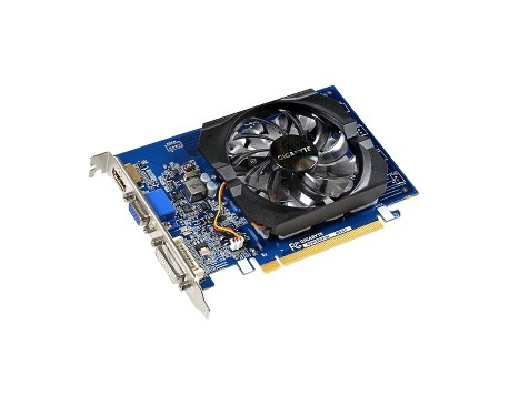 Tarjeta Gráfica Gigabyte Ultra Durable 2 GV-N730D3-2GI (rev. 2.0) - GeForce GT 730 - 902 MHz Principal - 2 GB DDR3 SDRAM - PCI E