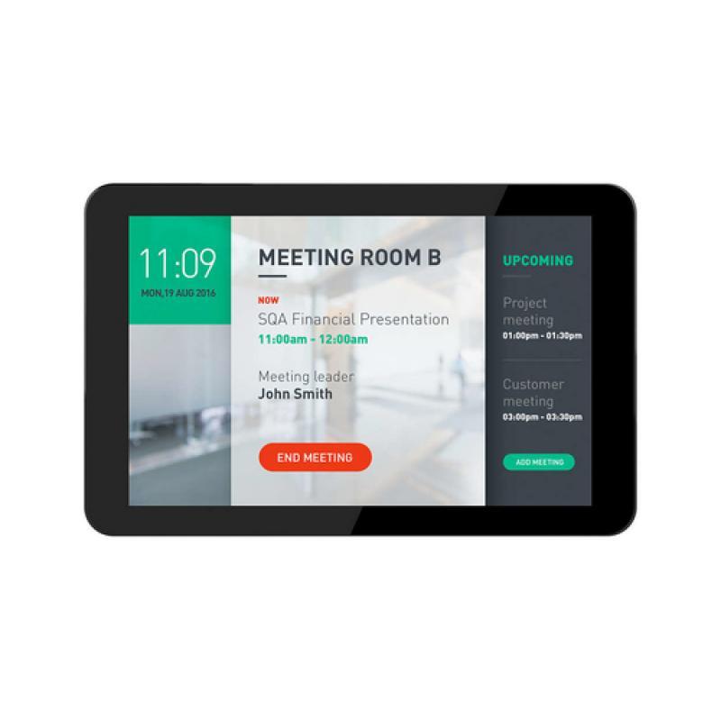 """Philips 10BDL4151T/00 pantalla de señalización 25,6 cm (10.1"""") HD Pantalla táctil Panel plano interactivo Negro - Imagen 1"""