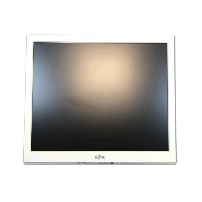 Fujitsu B17-5 TFT 17 '' 5:4 · Resolución 1280x1024 · Dot pitch 0.264 mm · Respuesta 5 ms · Contraste 1000:1 · Brillo 300 cd/m2