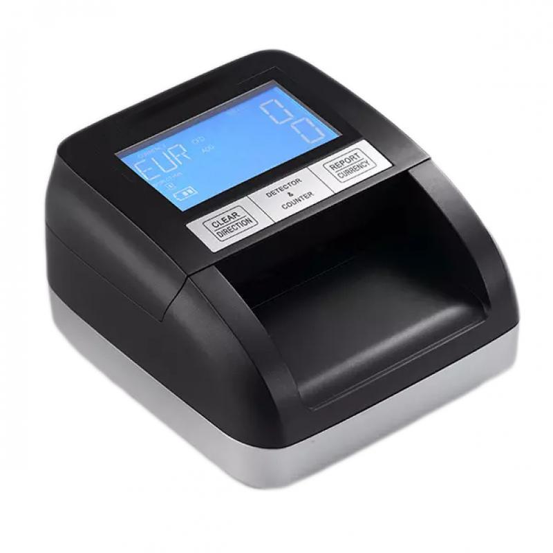 Detector Billetes Falsos POS-330 Negro detector de billetes falsos - Imagen 1