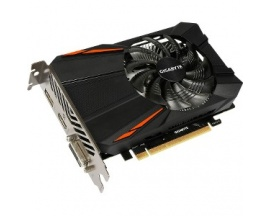 Tarjeta Gráfica Gigabyte Ultra Durable 2 GV-N105TD5-4GD - GeForce GTX 1050 Ti - 1,32 GHz Principal - 1,43 GHz Boost Clock - 4 GB