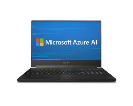 "Gigabyte AERO 15 Classic-WA Negro Portátil 39,6 cm (15.6"") 1920 x 1080 Pixeles 9th gen Intel® Core™ i7 i7-9750H 16 GB DDR4-SDRAM"