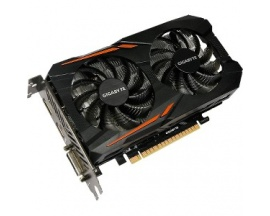 Tarjeta Gráfica Gigabyte Ultra Durable 2 GV-N1050OC-2GD - GeForce GTX 1050 - 1,40 GHz Principal - 1,52 GHz Boost Clock - 2 GB GD