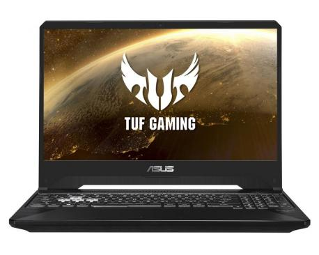 "TUF Gaming FX505DT-BQ180 Negro Portátil 39,6 cm (15.6"") 1920 x 1080 Pixeles AMD Ryzen 5 3550H 8 GB DDR4-SDRAM 256 GB SSD - Image"
