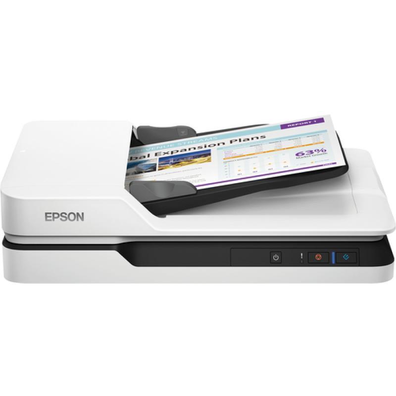 Epson WorkForce DS-1630 Power PDF - Imagen 1