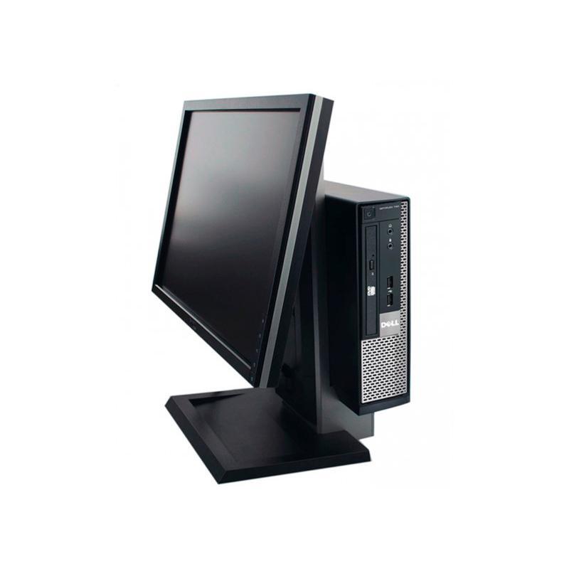Dell 9020 USFF + TFT 23'' Intel Core i5 4590s 3 GHz. · 8 Gb. DDR3 RAM · 128 Gb. SSD · COA Windows 7 Pro actualizado a Windows 10