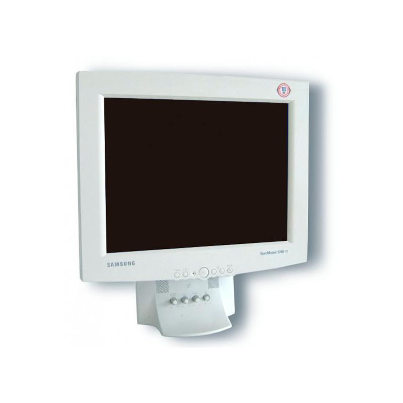 Samsung 570B TFT 15 '' con Altavoces · 4:3 · Resolución 1024x768 · Contraste 300:1 · Brillo 200 cd/m2 · 1x VGA - Imagen 1