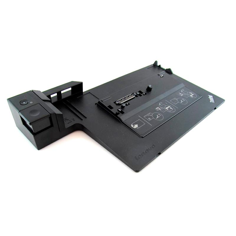 Lenovo Docking Station 4336 Adaptador de corriente no incluido - Compatible con ThinkPad: L412, L420, L512, L520, T400s, T410, T