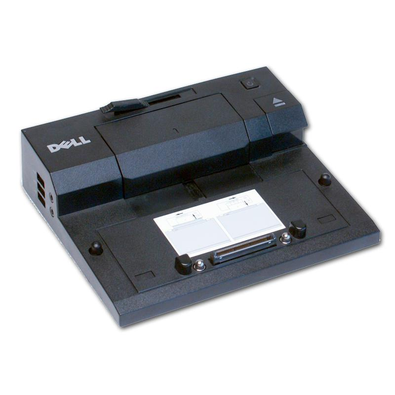 Dell Docking Station Port PR03X Adaptador de corriente no incluido - Compatible con Dell Latitude: E4200, E4300, E4310, E5400, E