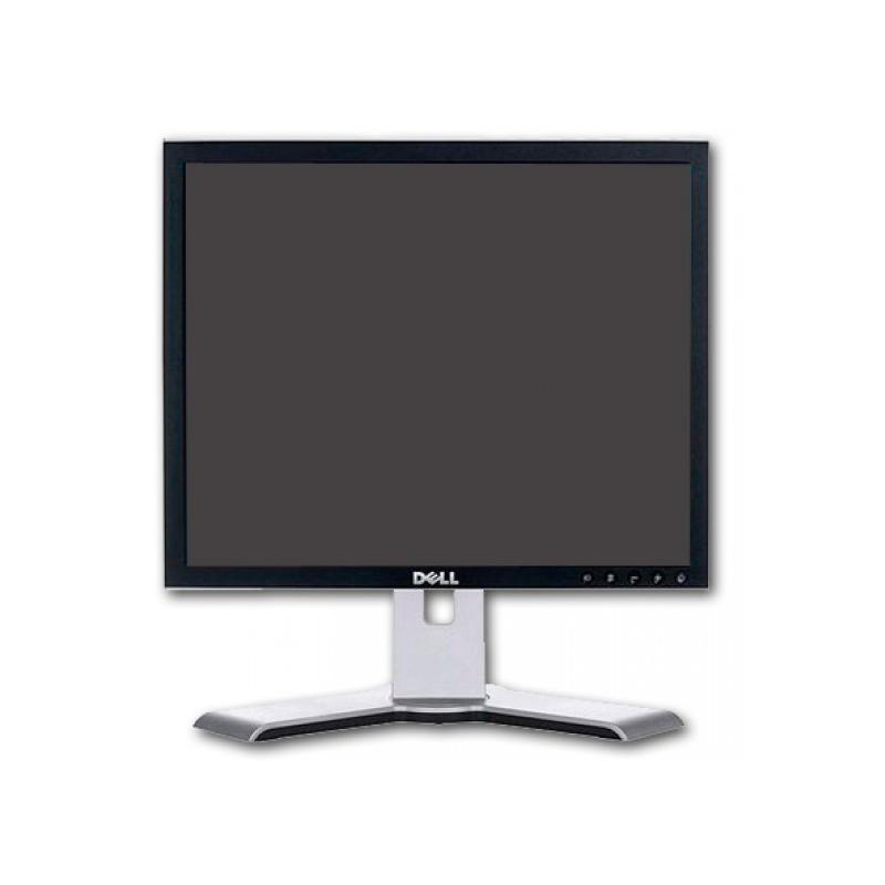 Dell 1907FP TFT 19 '' 4:3 · Resolución 1280x1024 · Respuesta 8 ms · Contraste 700:1 · Brillo 300 cd/m2 · 1x VGA · 1x DVI - Imag