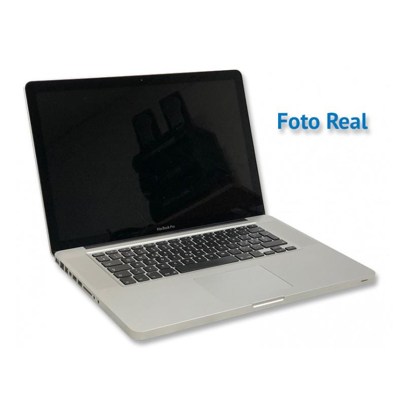 Apple MacBook Pro 9,1Intel Core i7 3615M 2.3 GHz. · 8 Gb. SO-DDR3 RAM · 500 Gb. SATA · DVD-RW · COA macOS Mojave · Led 15.4