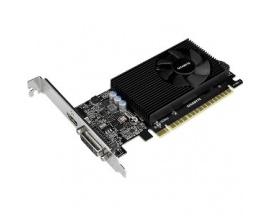 Tarjeta Gráfica Gigabyte Ultra Durable 2 GV-N730D5-2GL - GeForce GT 730 - 902 MHz Principal - 2 GB GDDR5Perfil bajo - 64 bit Anc