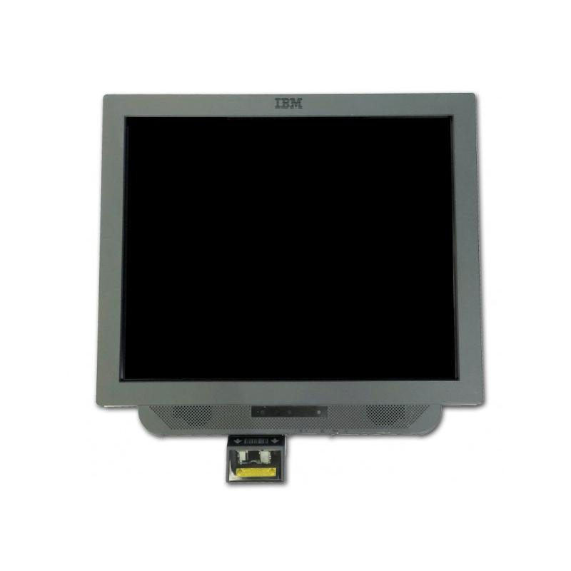 IBM TPV 4838-920 AMD Turion 64 X2 TL-56 3 GHz. · 4 Gb. DDR2 RAM · 160 Gb. SATA · Windows 7 Pro · Táctil 19.5 '' 4:3 · No incluye