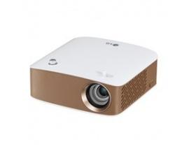 Videoproyector led lg ph150g 130 ansi lumenes hd ready 1280 x 720 100.000:1 hdmi usb - Imagen 1