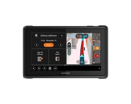 "Navegador GPS portátil para coche Tomtom - 17,8 cm (7"") - Pantalla Táctil - Altavoz, Cámara Digital, Linterna flash - microS"