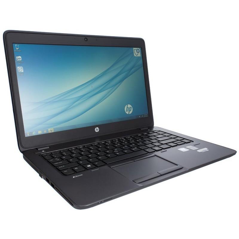 HP Workstation Zbook 14 - Procesador Intel®Core™ i7 5ª Gen 5600U - Imagen 1