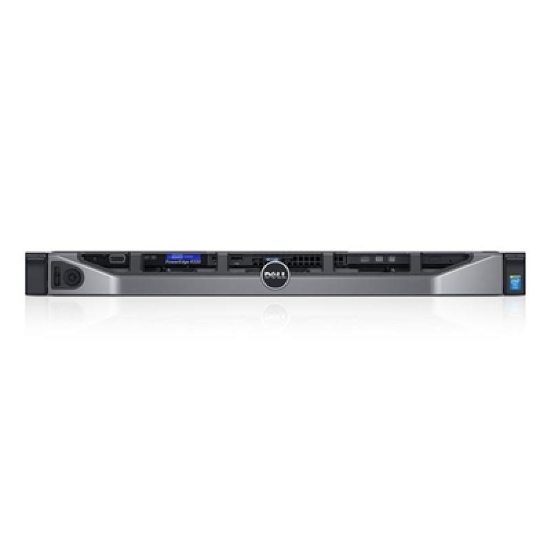 SERVIDOR DELL POWER EDGE R330 RACK E3-1220V6 8GB 1TB 3Y NBD·DESPRECINTADO - Imagen 1