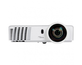 Proyector DLP Optoma W305ST - 3D Ready - 720p - HDTV - 16:10 - 2,8 - SECAM, NTSC, PAL - 4500 Hora(s) Normal Mode - 5000 Hora(s)