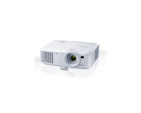 Videoproyector canon lv-wx320 standar 3200lum/ 10000:1/ 10w/ rj45/ 6000 horas - Imagen 1