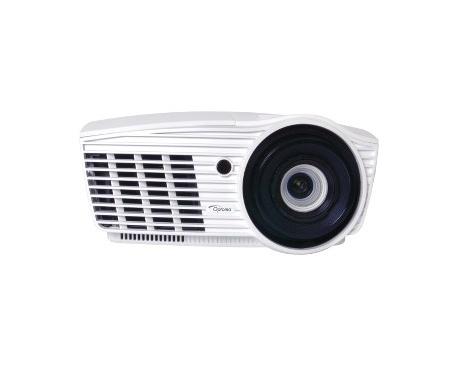Proyector DLP Optoma HD161X - 3D Ready - 1080p - HDTV - 16:9 - F/2,42 - 2,97 - 240 W - NTSC, PAL, SECAM - 3500 Hora(s) Normal Mo