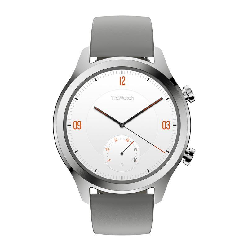 "C2 reloj inteligente Plata AMOLED 3,3 cm (1.3"") - Imagen 1"