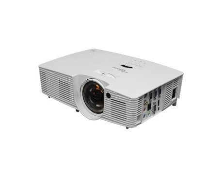 Proyector DLP Optoma W316ST - 3D Ready - 720p - HDTV - 16:10 - Frontal, De Techo - 210 W - 4000 Hora(s) Normal Mode - 1280 x 800