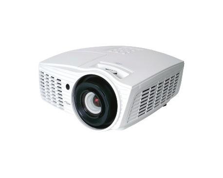 Proyector DLP Optoma W415e - 3D - 720p - HDTV - 16:10 - Frontal, De Techo - 280 W - 3000 Hora(s) Normal Mode - 4000 Hora(s) Econ