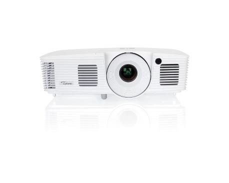 Proyector DLP Optoma X350 - 3D Ready - 720p - HDTV - 4:3 - Frontal, De Techo - 210 W - 4000 Hora(s) Normal Mode - 6000 Hora(s) E