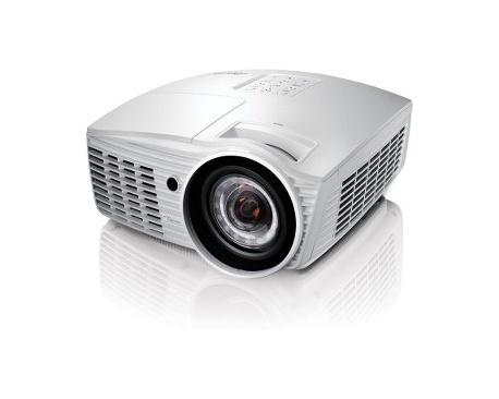Proyector DLP Optoma EH415ST Enfoque corto - 3D Ready - 1080p - HDTV - 16:9 - Frontal, Retroproyección, De Techo - 280 W - 3000