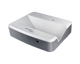 Proyector DLP Optoma X320UST - 3D Ready - 720p - HDTV - 4:3 - Frontal - 260 W - 3000 Hora(s) Normal Mode - 5000 Hora(s) Economy