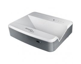 Proyector DLP Optoma X319USTir - 3D - 720p - HDTV - 4:3 - Frontal, De Techo - 190 W - 4500 Hora(s) Normal Mode - 6000 Hora(s) Ec