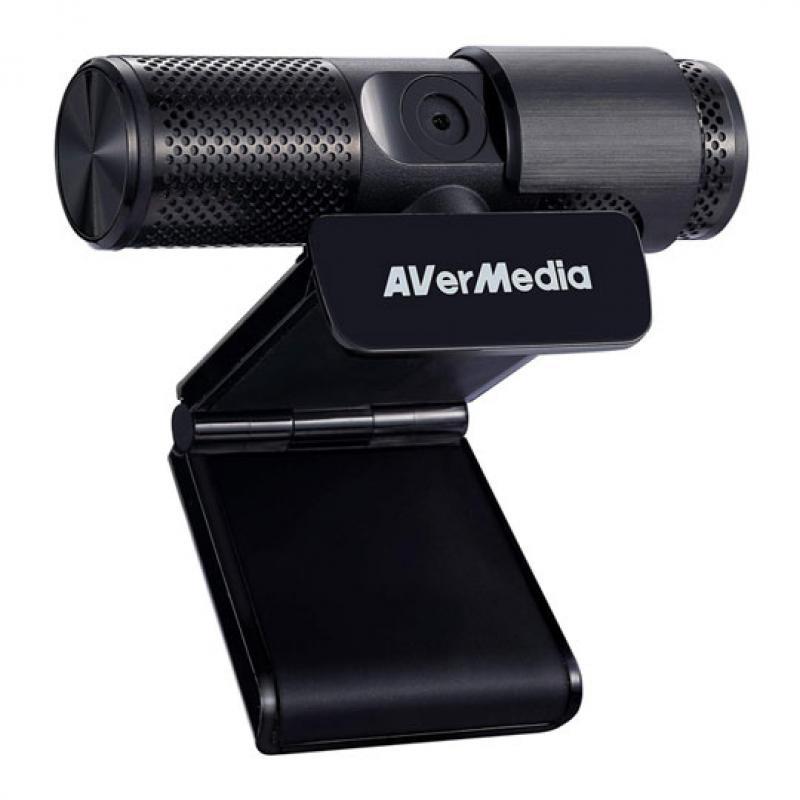 PW313 cámara web 2 MP 1920 x 1080 Pixeles USB 2.0 Negro - Imagen 1