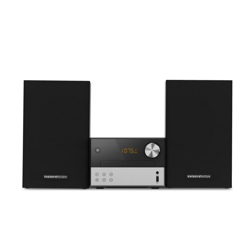 Home Speaker 7 Micro Hi-Fi Microcadena de música para uso doméstico Negro, Plata 30 W - Imagen 1